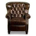 Cambridge Recliner, Dark Brown