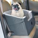 Small Bucket Booster Pet Seat - Gray
