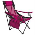 Pink Sling Chair