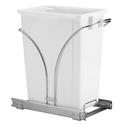 Large Waste Can and Caddy, 9 Gallon