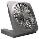 "O2 Cool 10"" Battery or Electric Fan"