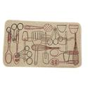 Kitchen Slice Rugs, 30