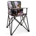 Baby Go-Anywhere-Highchair, Pink Mossy Oak