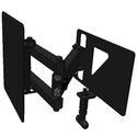 Double Arm Locking TV Mount