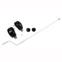 Manual Crank Style Upgrade Kit, Black