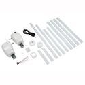 Power Hardware Upgrade Kit, White
