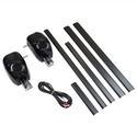 Speaker Upgrade Kit, Black
