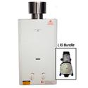L10 Water Heater with Pump