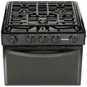 Conventional Burner Gas Range - Match Lite, 17