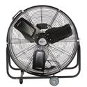 "24"" High Velocity Drum Fan"