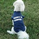 Happy Camper Pet Shirt