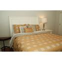 Designer 10 Piece Bedding Set - Short Queen, Honey