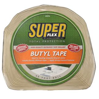 Superflex Butyl Tape, 3/4