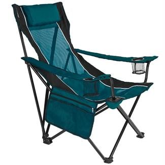 Teal Sling Chair