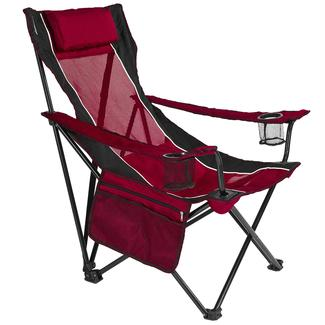 Red Sling Chair