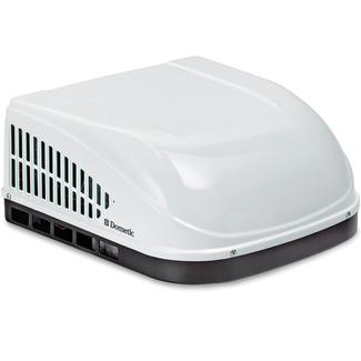 Brisk II HE Air Conditioner, White