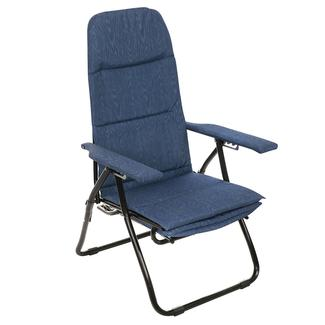 Burrell Wood Recliner