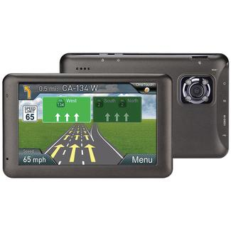 Magellan RoadMate 6230-LM 5&quot&#x3b; GPS and Integrated Dashcam
