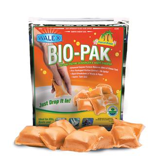 Bio-Pak Natural Enzyme Deodorizer &amp&#x3b; Waste Digester - Tropical Breeze
