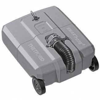 Thetford SmartTote2 Standard 2-Wheel Portable Waste Tank, 18 Gallon