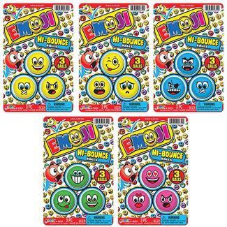Emoji Hi Bounce Ball