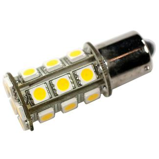 1141 Bulb, 24 LEDs, Soft White, 12-volt-Package of 6