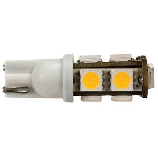 921 Bulb, 9 LEDs, Soft White, 12-volt-Package of 6