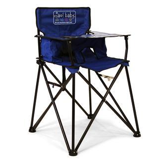 Baby Go-Anywhere-Highchair, Blue