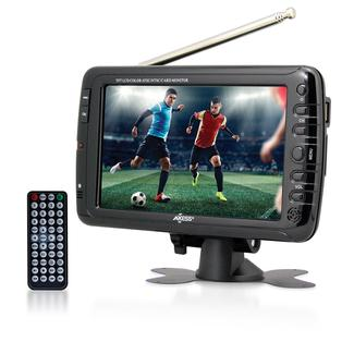 Portable Widescreen LCD TV, 7&quot&#x3b;