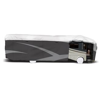 ADCO All Climate + Wind Designer Tyvek RV Cover - Class A, 34' - 37'