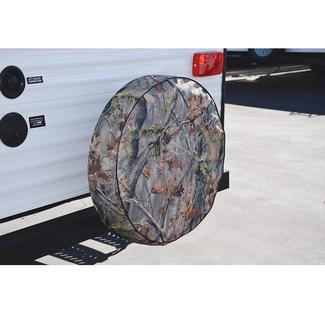 Camouflage Spare Tire Cover, 25.5