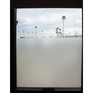 Foil Privacy Film, Sand