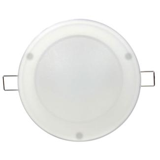Lexan Radiance 4.5&quot&#x3b; Spring Mount LED Overhead Light