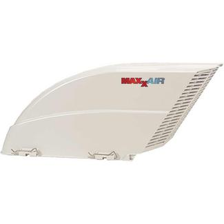White MaxxAir FanMate EZClip Vent Cover