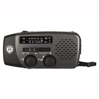 NOAA Weather Radio with USB Charging