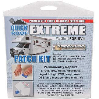 "Quick Roof Extreme Patch Kit, 8"" x 8"""