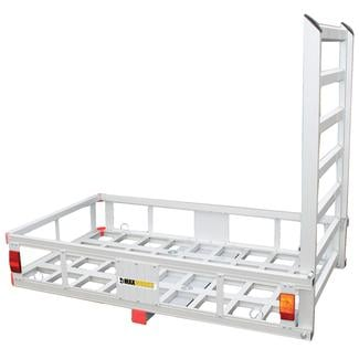 Aluminum Cargo Carrier with 40