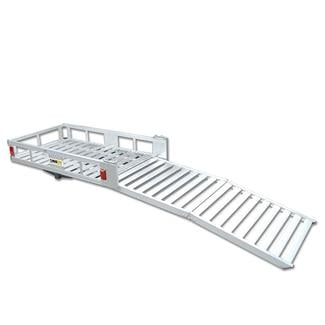 Aluminum Cargo Carrier with 60