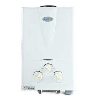 Tankless Natural Gas Water Heater, 10L
