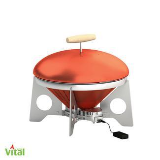 VitalGrill Gourmet BBQ
