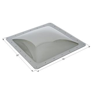 RV Skylight SL2222S - Smoke