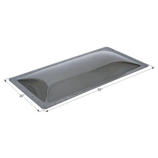 RV Skylight SL2246S - Smoke