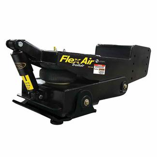 Flex Air 5th Wheel Pin Box LO5 with Long Tow, 18K