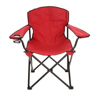 Red Oversized Chair