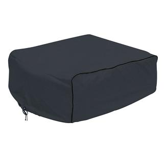 Overdrive RV AC Cover, Black, for Duo Therm, Brisk Air, Quick Cool