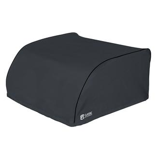 Overdrive RV AC Cover, Black, for Dometic Brisk II