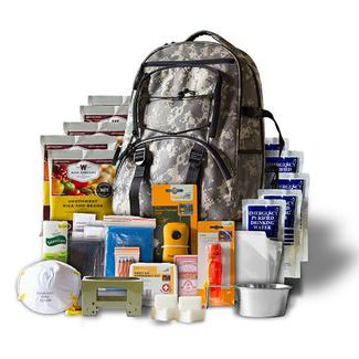 5 Day Survival Back Pack