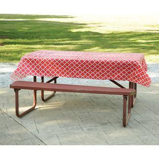 Quad Tablecloth