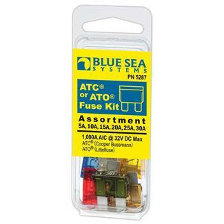 ATC or ATO Fuse Kit – 6 piece
