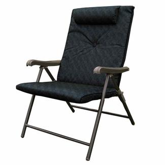 Black Prime Folding Chair